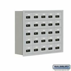 Cell Phone Storage Locker - 5 Door High Unit 8 Inch Deep Compartments - 21+ Co