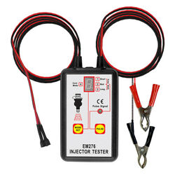 Automotive Fuel Injector Tool 4 Pulse Modes 12v Power Supply Car Nozzle Tester