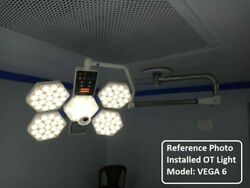 Delta Vega 6 Series Operation Theater Led Lamp Single Surgical Room Operating