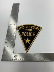 Middletown Township Police Pennsylvania 1st Issue Uniform Patch