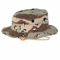 Usmc 6 Color Desert Boonie Cover - Marine Corps Boonie Hat - Usgi Made In Usa