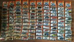 Lot 100 Cars Matchbox 2000 Logo Full Complete Set Collection Mint Condition Rare