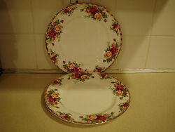Royal Albert Old Country Roses 2 8 Salad Plate