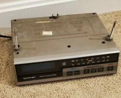 Spacemaker Kitchen Companion Am Fm Radio Digital General Electric 7-4225a
