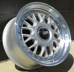 Sv 17x8.5 4x100 Et 20 Esm 004m Bmw E30 84-91 325i 325is 325e 318i 318is