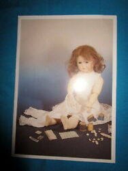 Sewing Pattern French Jumeau Dress - For 24 Doll  -germany