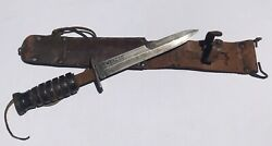 U.s M3 R.c.co Trench Knife Vintage Wwii