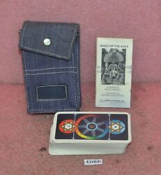 1988 Tarot Of The Ages - U.s. Games Systems 78 Card Tarot Deck.