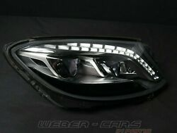A2229061804 Mercedes W222 S-class S63 Amg Led Headlight Ils Complete 100km