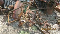 Ac Allis Chalmers Wd, Wd45 Tractor 2 Row Cultivator Not Complete