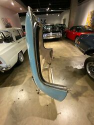 190sl Hard Top Mercedes Benz Small Window Blue Missing W/s Pickup Only 55-63