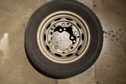 Early Porsche 911 64 +67 Stamped +356 59 Stamped Wheels