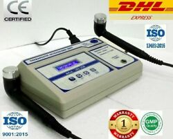 New Best Chiropractic Ultrasound Therapy 1and3 Mhz Delta103 Ce Lcd Detachable Unit