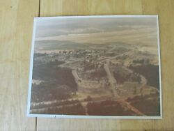 1975 1 Photo And 4 Letters Eglin Air Force Base End Vietnam War Refugee Camp