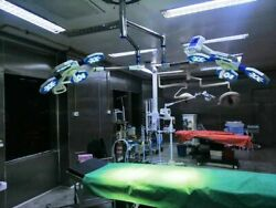 Endo Mode Led Ot Lights Operation Theater Surgical Lights Or Lamp For Surgery