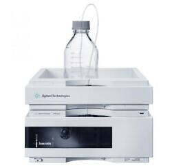 Agilent 1100 Isocratic Pump With Solvent Cabinet And Tool Kit