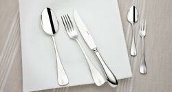 Wilkens Cutlery Set 135-tlg Old English 18/10 Stainless Steel Polished