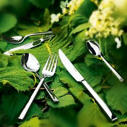 Wilkens Cutlery Set Cantone In 18/10 Stainless Steel Polished 62-tlg.