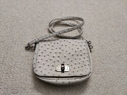 Van Heusen Travel Women#x27;s Gray Pebble Crossbody Handbag. $30.00
