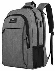 Matein Travel Laptop Backpack for Women and Men $58.49