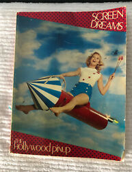 1982 Screen Dreams The Hollywood Pinup Anthology Paperback Bookvintage