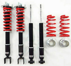Rs-r Best-i Active Coilovers For 13-15 Lexus Gs350 F-sport Rwd W/ Avs