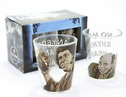 The Princess Bride Shot Glasses Loot Crate Exclusive Set of 2 Glasses $9.99