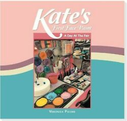 Kate's First Face Paint-a Day At The Fair