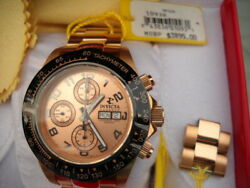 Reserve 10938 Mens 45mm Speedway Swiss Made Automatic Valjoux 7750 Chro