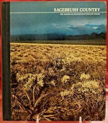 The American Wilderness/time-life Books Sagebrush Country