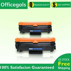2x High Yield Tn760 Ink Cartridge For Brother Hl-l2350dw Mfc-l2710dw Hl-l2370dw