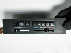 90-95 Nissan Pathfinder Ac Climate Control Switch Panel