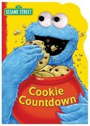 Sesame Street Ser. Cookie Countdown By Sarah Albee 2005 Childrenand039s Board...