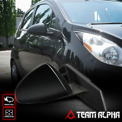 Fits 2013-2015 Chevy Spark[power]right Side Manual Fold Factory Oe Style Mirror