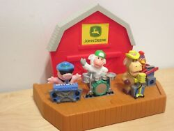Learning Curve John Deere Stage Sound Toy Musical Farm Animals Band Barn Parts