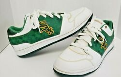 Reebok Rare Green CHICAGO WHITE SOXS Shoes Size 12.5 MLB Authentic Collection  $97.30