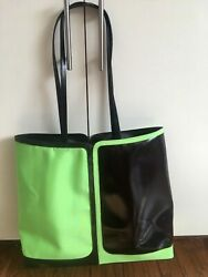 Women's Designer Tote Shopper Beach Bag Greg Jordan New York $24.95
