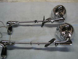 Ford Mustang 64-70 Unity H1-c Spotlights.. Matching Pair Landr Sides.. Like New