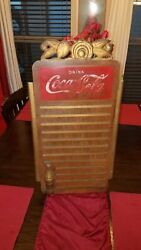 Early Kay Display Coca-cola Advertising Sign