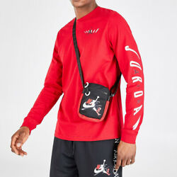 JORDAN Air Taping Pack Crossbody bag travel shoulder bag messenger nike side $26.90