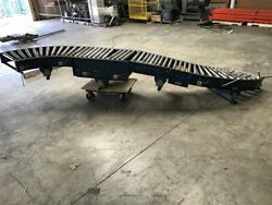 Imh/versa 11917-1-97 1/2 Hp 60 Fpm 230/460 Volts Conveyor 24 Wide 13and039 Long
