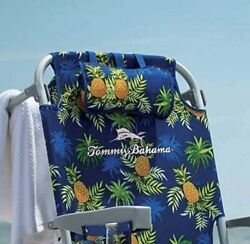 Tommy Bahama 2020 Backpack Cooler Chair with Storage Pouch and Towel Bar $134.00
