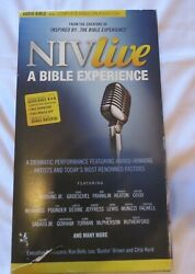 50 Off Niv Live A Bible Experience Audio Bible Old And New Testament Cd 125