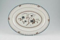 Royal Doulton - Old Colony - T.c.1005 - Oval Plate / Platter - 106259g