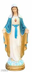 Immaculate Heart Of Mary 31 Inch Tall
