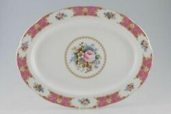 Royal Albert - Lady Carlyle - Oval Plate / Platter - 224513g