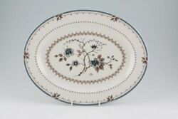Royal Doulton - Old Colony - T.c.1005 - Oval Plate / Platter - 106259y