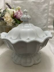 Incredible Tandr Boote Ironstone Tureen Covered Casserole Sydenham Registered