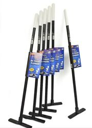 Rv Toilet Plungers, 6 Pack Whole Sale For Camp Grounds And Rv Dealers.