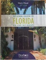 Post-licensing Education For Florida Real Estate Sales Associates- 10th - Good